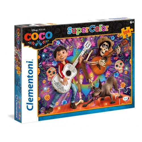 Puzzle di Coco - 104 pezzi - Clementoni