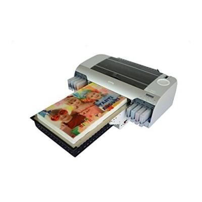 CIALDA in ostia Curioso George personalizzabile formato foglio A4 decorazione per torta