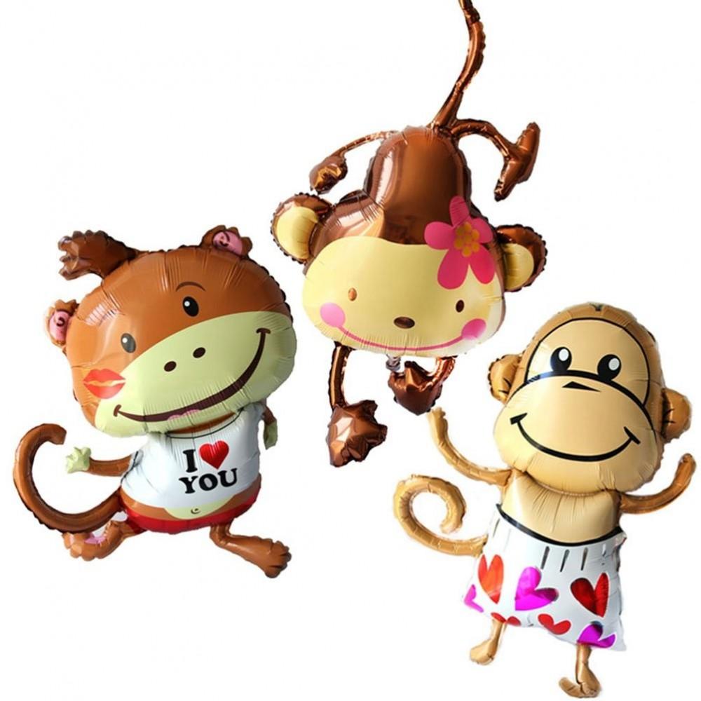 Supershape Scimmie - palloncini sagomati