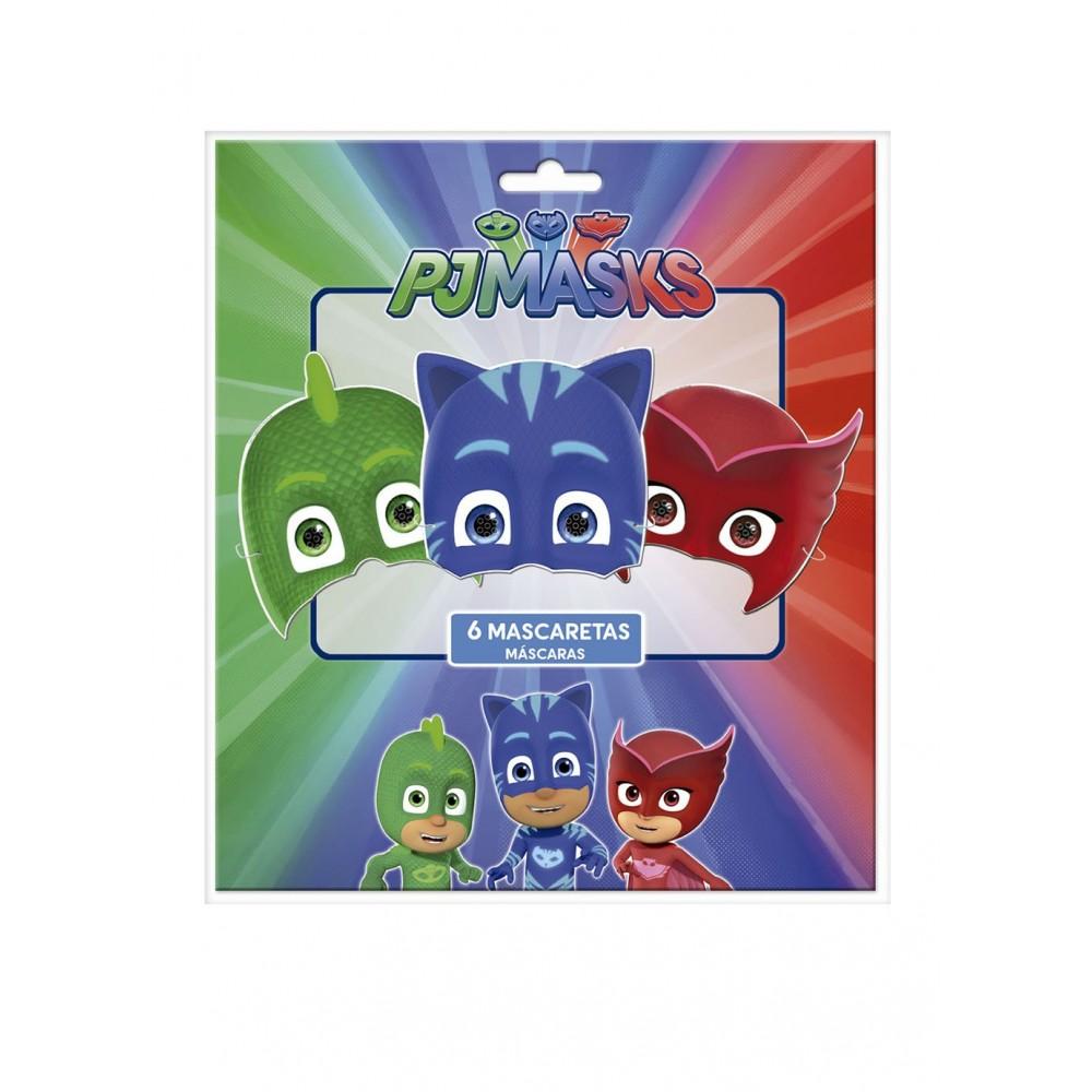 Maschere PJ Masks