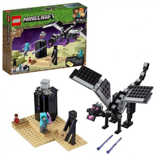 LEGO Minecraft - La battaglia dellEnd, 21151