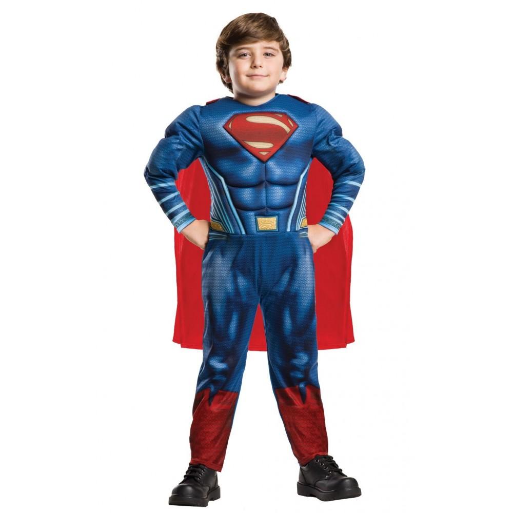 Costume Di Superman Per Bambino Versione Justice League
