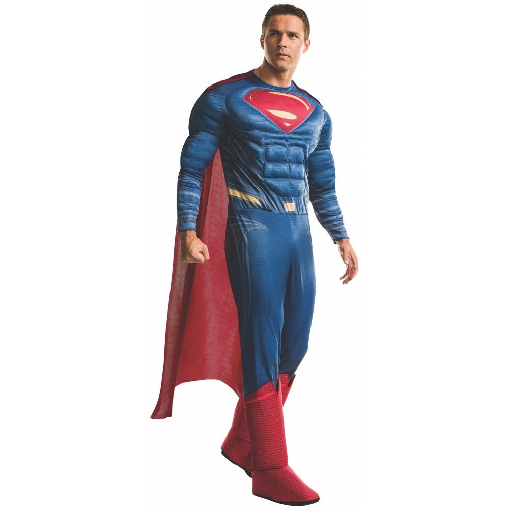 Costume Di Superman Per Adulti Versione Justice League