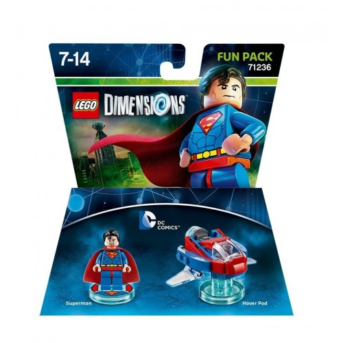 Lego Superman - DC Comics
