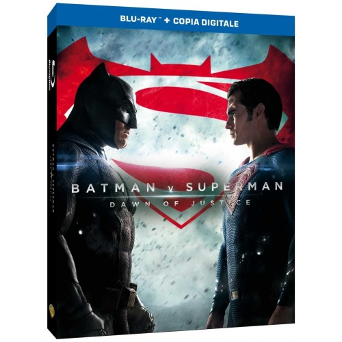 Blu-Ray - DVD Film Batman V Superman: Dawn of Justice