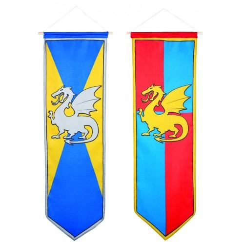 Banner Cavalieri Medioevali