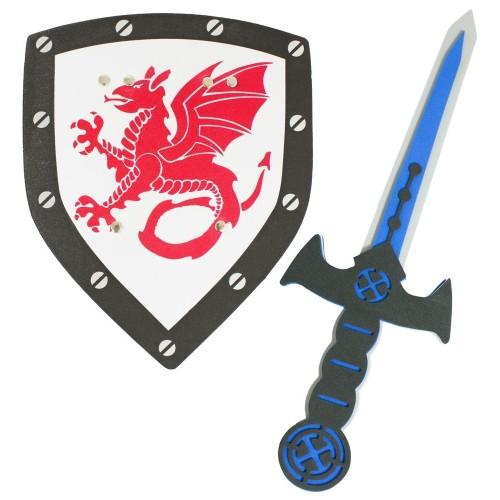 Scudo e spada Cavalieri