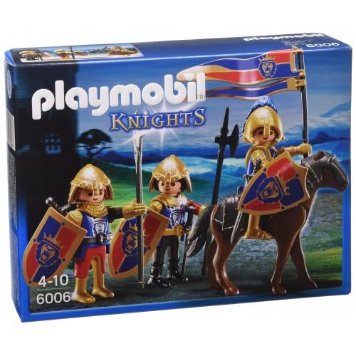 Playmobil 6006 - Squadra Esplorativa dei Cavalieri del Leone