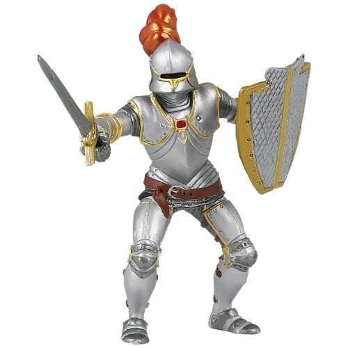Modellino Cavaliere con Armatura
