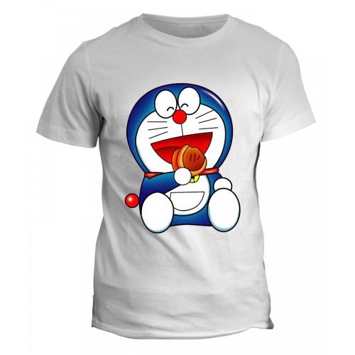 T-shirt di Doraemon
