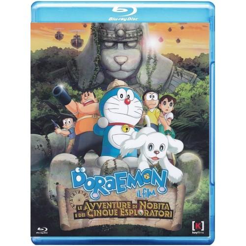 DVD Film Doraemon - Le avventure di Nobita e dei cinque esploratori