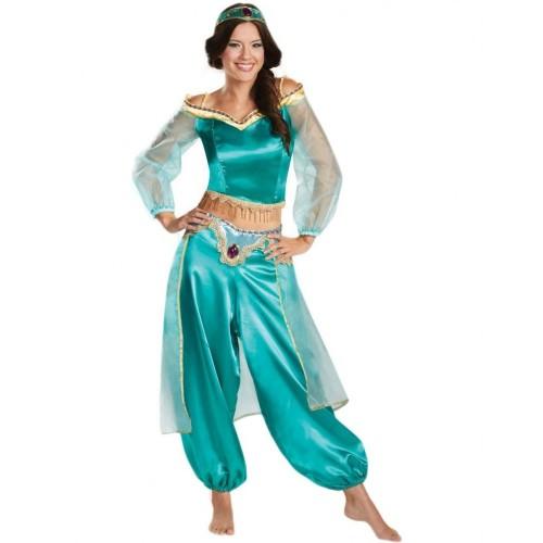 Costume principessa Jasmine di Aladdin
