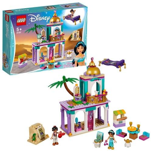 LEGO Disney - Le avventure nel palazzo di Aladdin e Jasmine