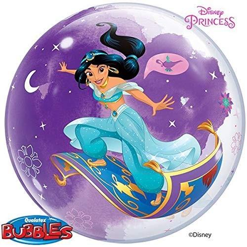 Pallone principessa Jasmine della Disney