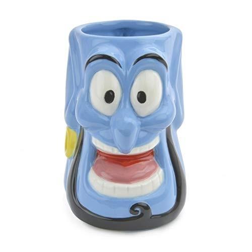 Tazza 3D Genio della Lampada di Aladino