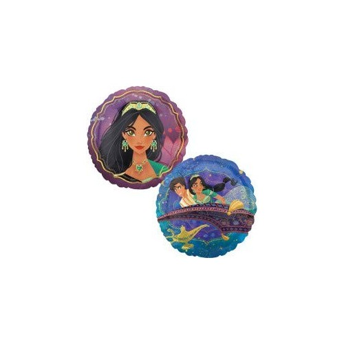 Foil in Mylar principessa Jasmine Disney