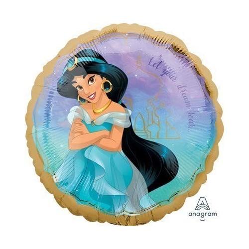 Palloncino in mylar della Principessa Jasmine