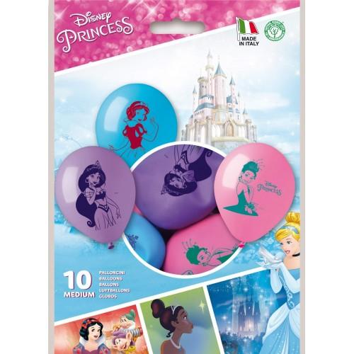 10 palloncini in lattice tema Aladdin