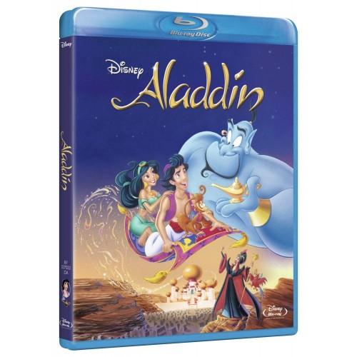 Blue Ray Film Aladdin Disney - 1992