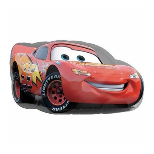 Palloncino Cars di Saetta McQueen 41x69 cm