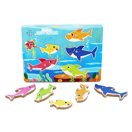 Puzzle di Pinkfong Baby Shark