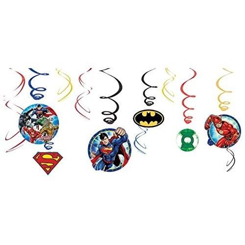 Festoni pendenti Justice League