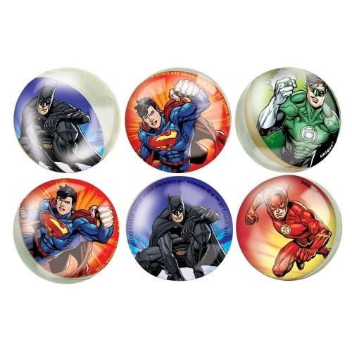 Palla trasparente personaggi Justice League