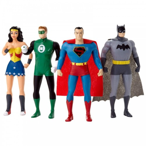 Action figure personaggi Justice League