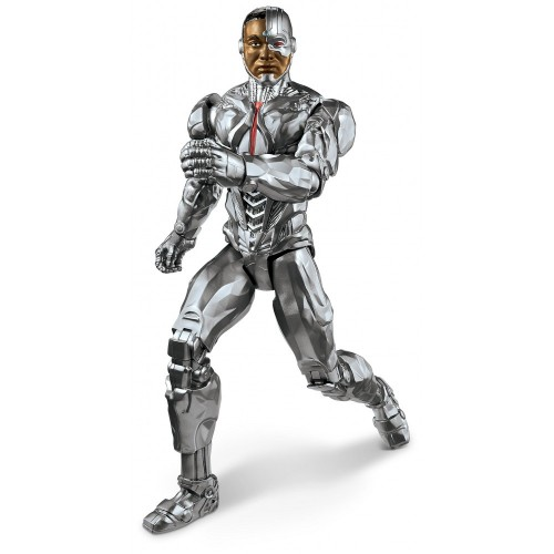 Action figure di Cyborg della Justice League
