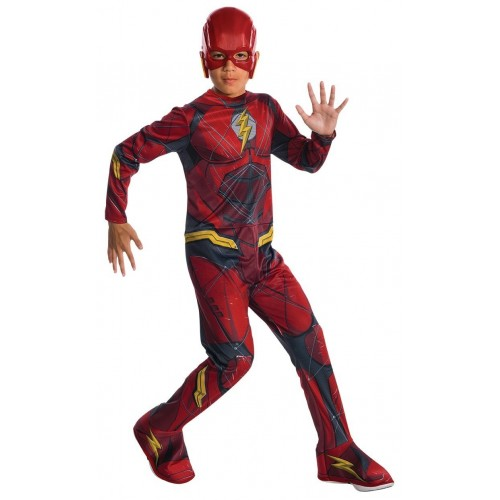 Costume di Flash -  Justice League per bambini
