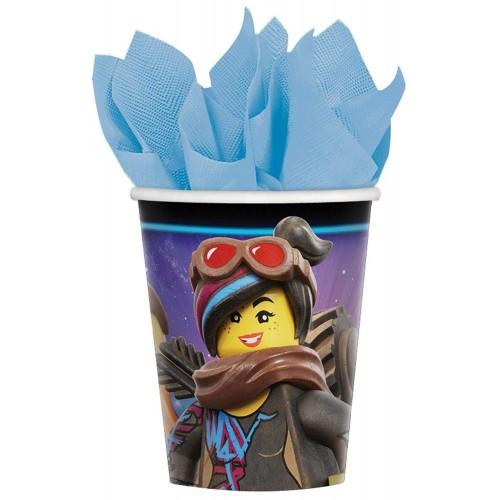 Bicchiere Lego Movie