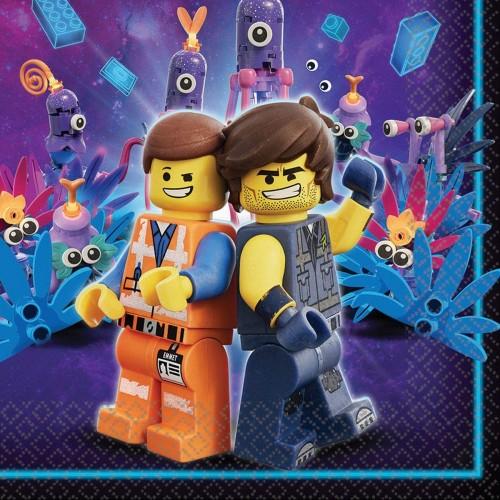 Tovaglioli Lego Movie