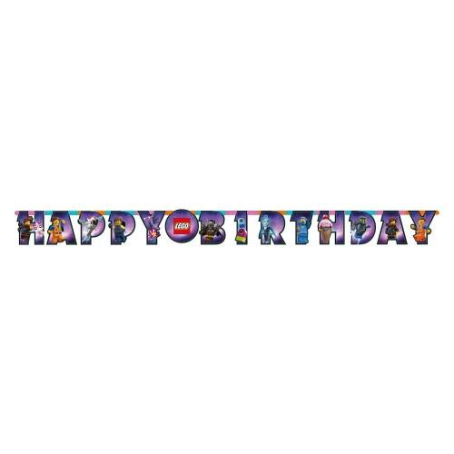 Ghirlanda Lego Movie, Happy Birthday