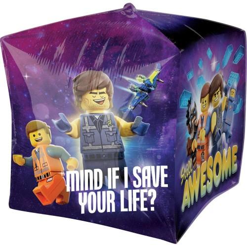 Foil quadrato Lego Movie 2