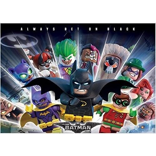 Cialda in ostia rettangolare Lego Movie