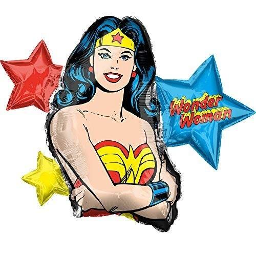 Palloncino Wonder Woman