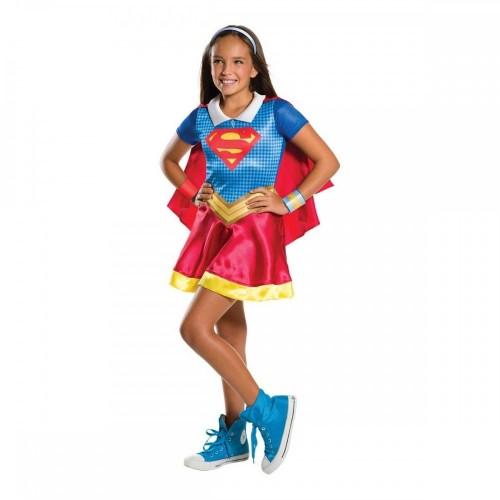 Costume Supergirl per bambine