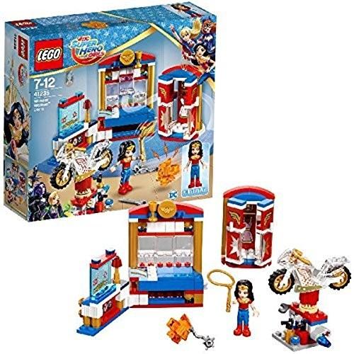 LEGO DC Super Hero Girls - Il Dormitorio di Wonder Woman