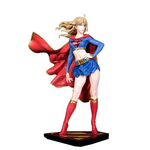 Modellino SuperGirl