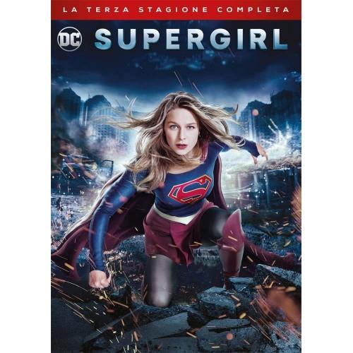 5 DVD Supergirl - Stagione 3