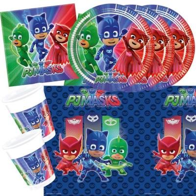 Kit compleanno 16 PJ Masks