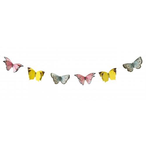 Festone tema fatine / farfalle
