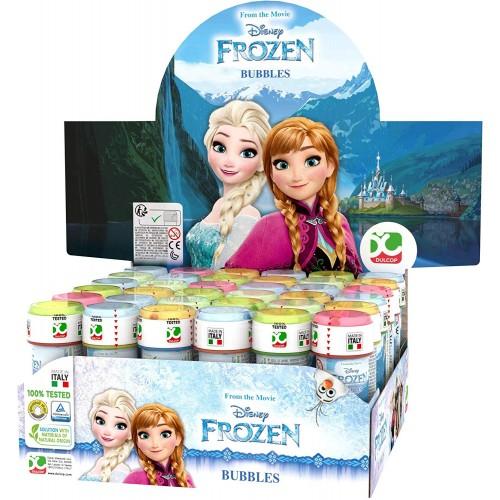 Bolle di sapone Frozen