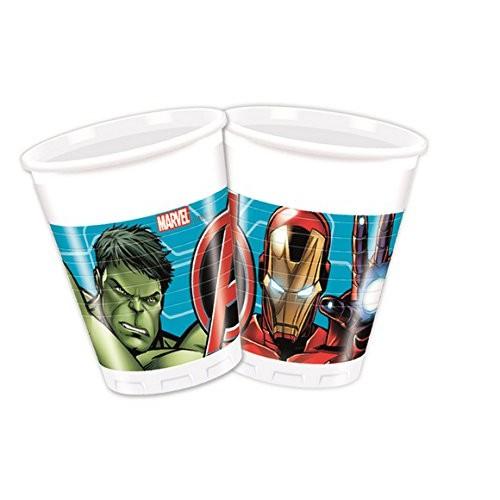 Bicchieri Avengers - confezione da 24 pz