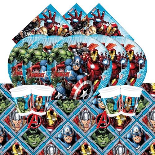 Kit 16 persone Avengers