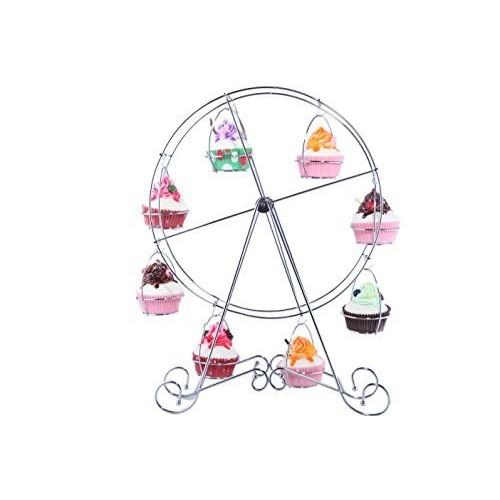 Alzatina per dolci ruota panoramica - supporto