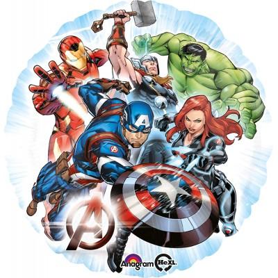 Foil Avengers, palloncino a elio