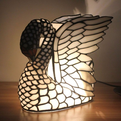 Lampada cigno - Lovely Swan