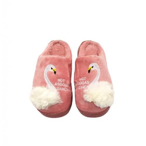 Pantofole Ciabatte tema Cigno