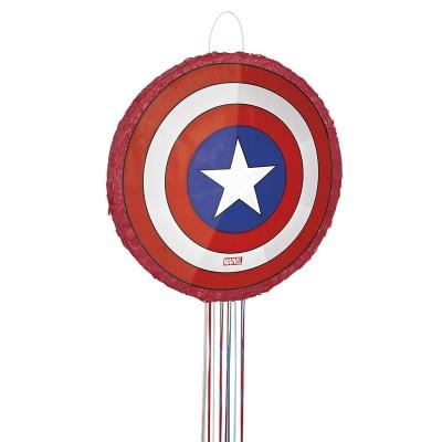 Pignatta Capitan America, 45 cm, per feste